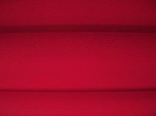 Ткань Текстэль Ложная Сетка 135 Премиум Плюс, Термотрансфер, 135 г/кв.м, 180 см (Красный Какаду) (21 пог.м)