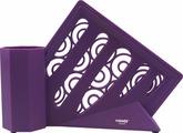 """Подставка для ножей """"Winner"""", цвет: фиолетовый. WR-3155"""