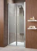 Стеклянная душевая дверь Radaway Eos DWD (79 - 81) (37713-01-01N)