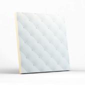 Стеновая гипсовая 3D панель – Кожа мелкая, 500х500mm