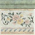 Плитка из керамогранита Del Conca Керамический бордюр Ambre Di Soanne Rosai F (mix) Acquamarina