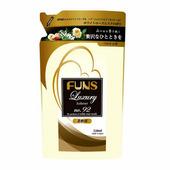 Funs Кондиционер для белья концентрированный с ароматом белой мускусной розы запасной блок 520 мл (Funs, Для стирки)