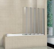 Стеклянная шторка для ванны RGW SC-21 120 см