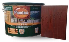 Pinotex Ultra Красное дерево 9л