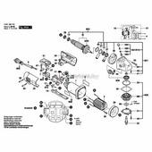 Кожух защитный 1 605 510 229 Bosch (1605510229)
