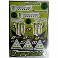 Наклейки LP Kawasaki Monster