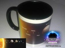 Кружка Солнечная система