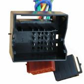Переходник для подключения магнитолы Incar ISO FO-05 - ISO переходник Ford