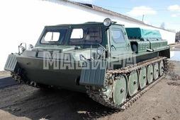 ГАЗ-71 (ГТ-СМ) дизель