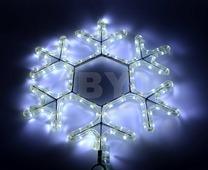 Фигурка снежинка NEON-NIGHT