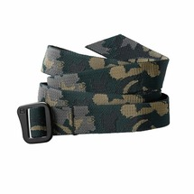 Ремень Patagonia Friction Belt черный ONE