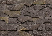 Декоративный искусственный камень Феодал Сланец 10.35 Коричнево-фиолетовый