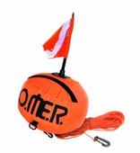 Буй с флажком O.ME.R. Master Sphere