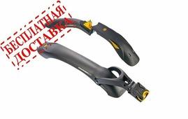 Щитки SIMPLA HAMMER 2 SDE (чёрно-жёлтый)