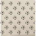Бумага для подачи «Футбольный мяч» (1000шт) 30.5х30.5 см Fab up 4142139