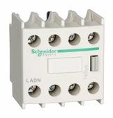 Аксессуары для контакторов Блок дополнительных контактов,2 но,2 нз Schneider Electric