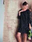 Электронная выкройка Burda - Платье прямого силуэта 130