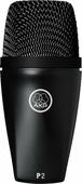 AKG P2 микрофон для низкочастотных инструментов, 20-16000 Гц
