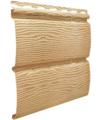 Сайдинг наружный виниловый Ю-пласт Timberblock Дуб золотой
