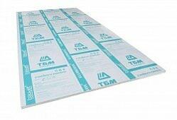 Сэндвич-панель ПВХ Bauset Flex 1.4x1.0мм, 3000х1500х10мм, Л+П, односторонняя, ударопрочная, белая, мат