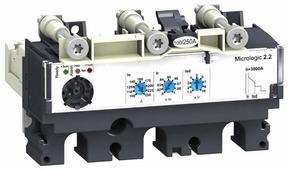 431470 MICR.2.2 Электронный расцепитель 3-полюсный 250А для NSX250 Schneider Electric, LV431470