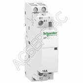 Контакторы модульные iCT Модульный контактор 16A 1НО+1НЗ 220/240В АС Schneider Electric