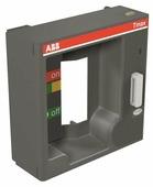 1SDA0 60418 R1 FLD T6 W Фланец для выкатного исполнения (обязательно заказывается при отсутствии моторного привода или поворотной рукоятки) ABB