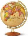 Глобус в стиле ретро диаметр 30 см Nova Rico ANTIQUUS D-30
