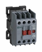 Контактор 9А 380В/400В АС3 АС4 1НЗ КМ-102 DEKraft Schneider Electric, 22038DEK