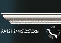 Потолочный плинтус Perfect Карниз с орнаментом AA121