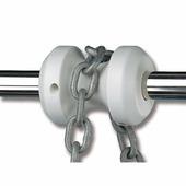 Ролик на поручни для якорной цепи Trem N0325040 22 - 25 мм
