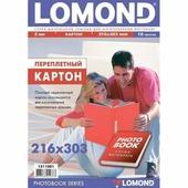Переплетный картон Lomond, 216х303 мм, 2мм, 10 л. (1511001)