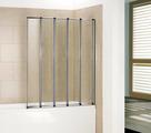 Стеклянная шторка для ванны RGW SC-22 120 см