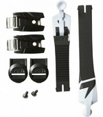 Shift White Boot Strap/Strap Pass/Buckle Kit (2018)