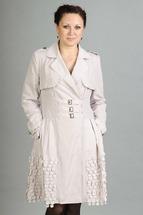 Куртка Michel Chic 336 молочный
