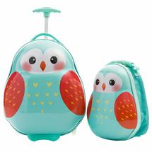 Чемодан и рюкзак Heys 13030-3170-00 Travel Tots Owl *Owl