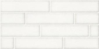 Beryoza Ceramica Брик кремовый глянец 60x30