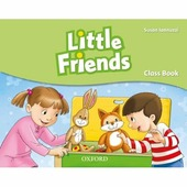 "Iannuzzi Susan ""Little Friends. Student Book"""