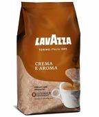 Lavazza Кофе в зернах CREMA e AROMA 1000 гр (1кг)