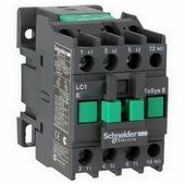 Аксессуары для контакторов Контактор tvs 1нз 25а 400в ac3 110в 50гц Schneider Electric