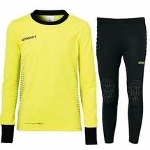 Комплект детский вратарский свитер + брюки UHLSPORT SCORE GOALKEEPER SET 100561503 JR