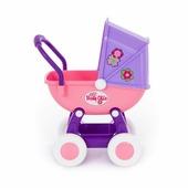 Полесье Коляска для куклы Полесье ARINA 48202 4 колеса