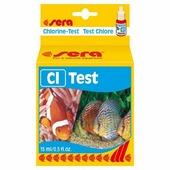 Тест SERA Cl реагент для определения содержания хлора в водопроводной и аквариумной воде