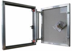 Люк Практика Евроформат Р ЕТР (60x90 см)