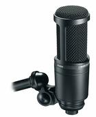 AUDIO-TECHNICA AT2020 - Микрофон студийный конденсаторый кардиоидный с большой диафрагмой
