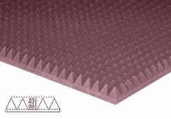 Acoustic Pyramid 40 Бордовая