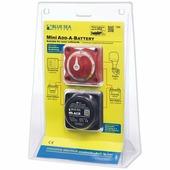 Комплект для зарядки батарей Blue Sea Mini Add-A-Battery Kit 7649 65 А