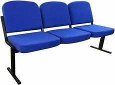 """Кресла для актовых залов Alina СTC SH """"Школьник"""" (секция 3 места)"""