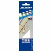 Пластик Holmenkol для экспресc ремонта скользяка FX Strips transparent 5pcs (кофлакс)