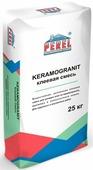 Клей для камня искусственного натурального, клей для клинкерной плитки, керамогранита Perel Keramogranit, 25 кг.